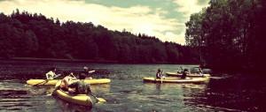Vodácký kurz 2013