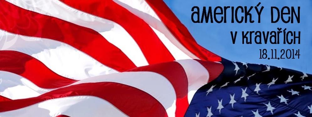 Americký den na ZŠ Kravaře