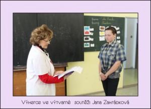 Jana Zahrádková