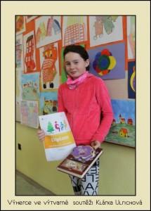 Klárka Ulrichová ze 7.třídy