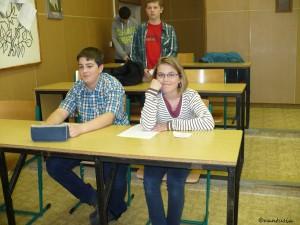 Petr s Kristýnou na Zlaté včele 2015