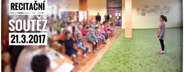 V úterý 21.3.2017 jsme si ve školní družině užili nádherné a hlavně poetické odpoledne. Odvážné děti recitovaly básně jako o život, někdo lépe a jiný ještě lépe. Porota sice musela […]