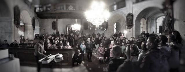 V úterý 11. dubna večer jsme tradičně vítali jaro v krásním místním kostele. Nejdříve zazpívaly děti nejmenší z Mateřské školky, poté náš první stupeň. Zpívalo se i recitovalo, moc hezké […]