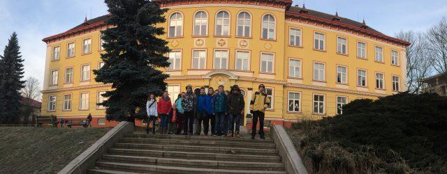 V úterý 20. února jsme se s žáky 8. a 9. ročníku zúčastnili parádního projektového dne na Střední průmyslové škole v České Lípě. Vyzkoušeli jsme si pokusy na téma Atmosférický […]