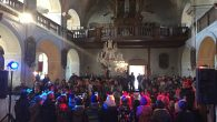 Venku konec března, uvnitř kostela stále leden. Přesto jsme odvážně zpívali, přednášeli a hráli a to vše proto, aby už konečně přišlo jaro. Velikonoční svátky je potřeba oslavit a nám […]