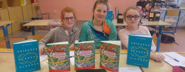 Již druhým rokem si žáci mohli vyzkoušet své čtenářské dovednosti prostřednictvím čtenářské soutěže Souboj čtenářů. Vletošním školním roce se zapojilo 106 šestých tříd z celé republiky. Ta naše nemohla chybět. […]