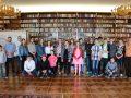 Pátek 5. 4. patřil reprezentaci. Navštívili jsme totiž Pražský hrad, 3. největší komplex světa. Naše průvodkyně Tereza Adámková nám postupně otevírala dveře do současně využívaných i historických prostor Kanceláře prezidenta […]