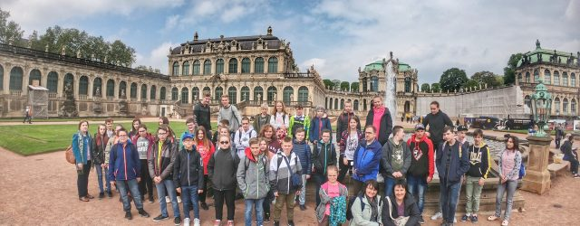 Na úterý 7.5. jsme si naplánovali zahraniční exkurzi do nedalekých Drážďan. 39 dětí spolu spedagogickým doprovodem vyrazilo ráno v8 směr Lovosice a dál po dálnici až kcíli naší cesty. Vpůl […]