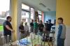 Blue sky involave - rekonstrukce kuchyňky 25.10.2016