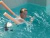 Výuka plavání u konce