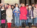 Několik dní před Štědrým dnem proběhlo v kravařském kostele společné vystoupení žáků mateřské, umělecké a základní školy. Malí umělci nadchli přítomné diváky svým zpěvem, hrou na nástroje, recitací i hereckými […]
