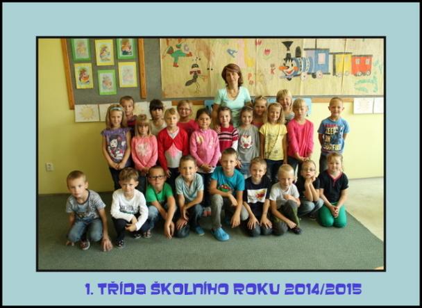 1 třída 2014_2015