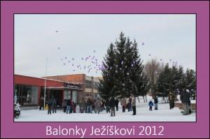 Vypouštění balonků Ježíškovi 14.12.2012