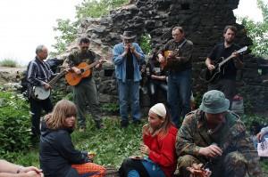 Ronov - Otevírání 2012