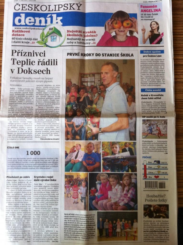 Českolipský deník 3_9_2013