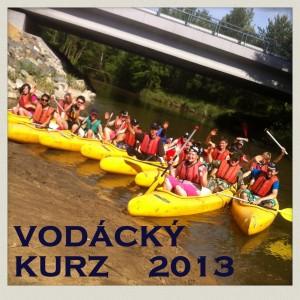 V červnu 2013 na řece Ploučnici.