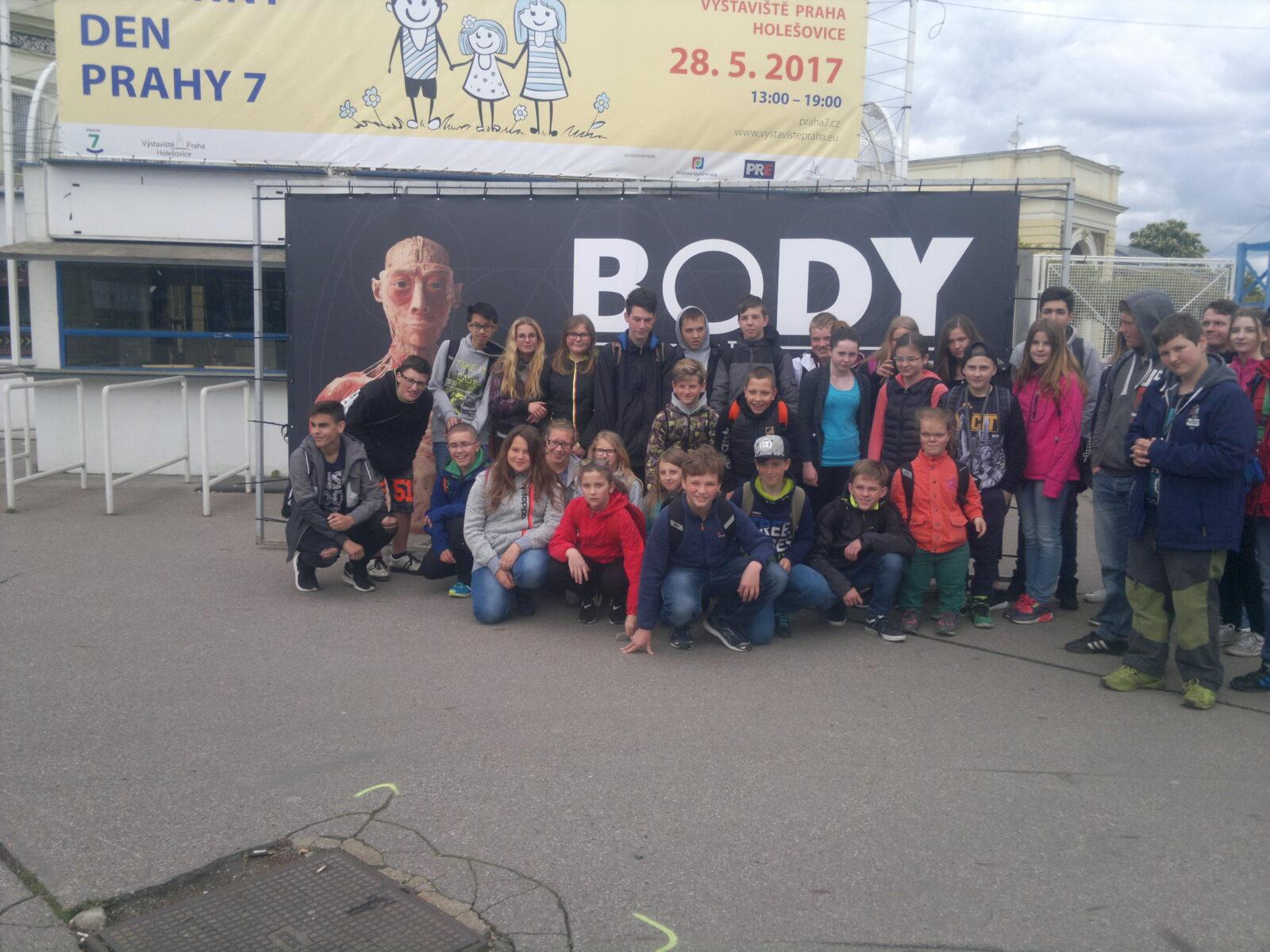 Body Human Exhibition