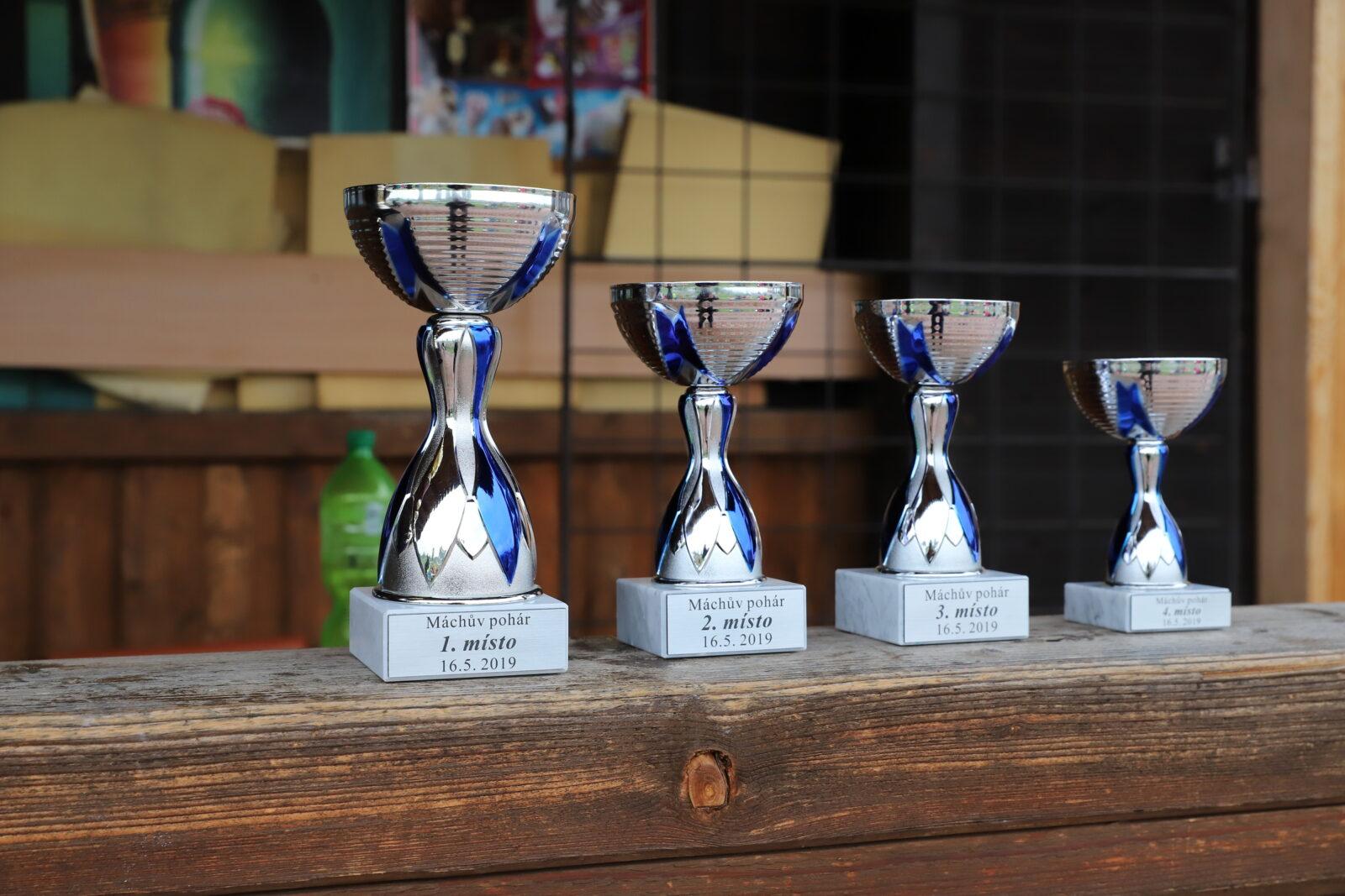 Máchův pohár 2019