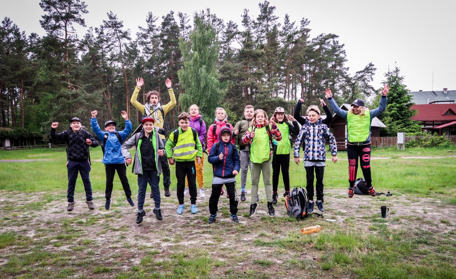 Školní výlet jako úžasná expedice