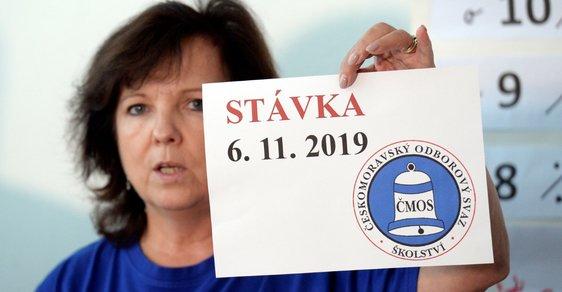 Prohlášení ke stávce učitelů