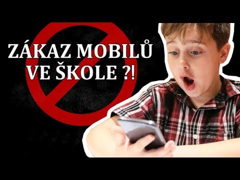 Škola bez mobilů