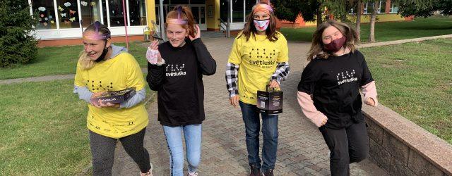 V týdnu 7.-11.9.2020 poletovaly Světlušky z naší základní školy Ema, Kačka, Sára a Maruška po škole a Kravařích. Holkám moc děkuji za čas, snahu a hlavně dobré srdce, všem dárcům […]