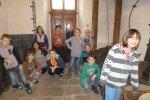 Čtvrťáci v muzeu