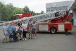 Zážitkový den u hasičů